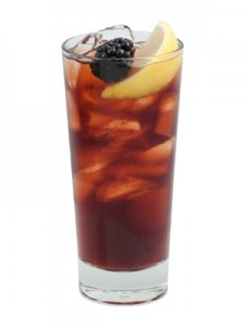 Berry Peach Iced Tea Recipe by Monin