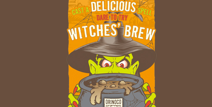 Dare to Try Our Witches' Brew