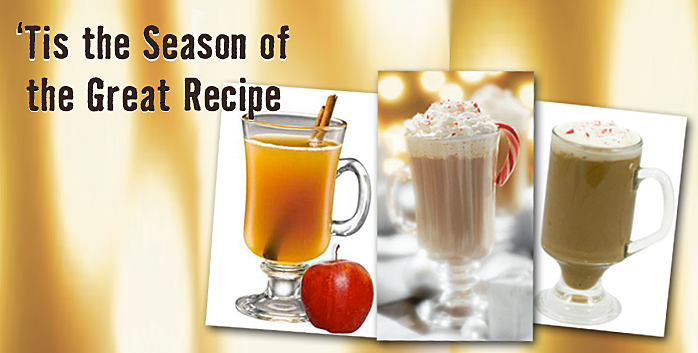 'Tis the Season of the Great Recipe