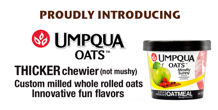 Buy Umpqua Oats from Orinoco Coffee & Tea