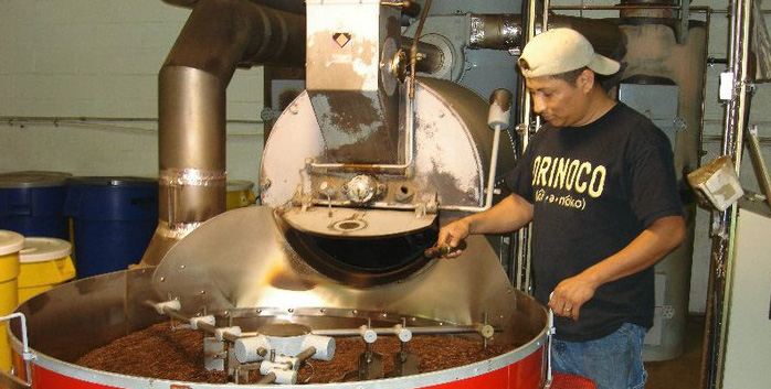 Our Coffee Process