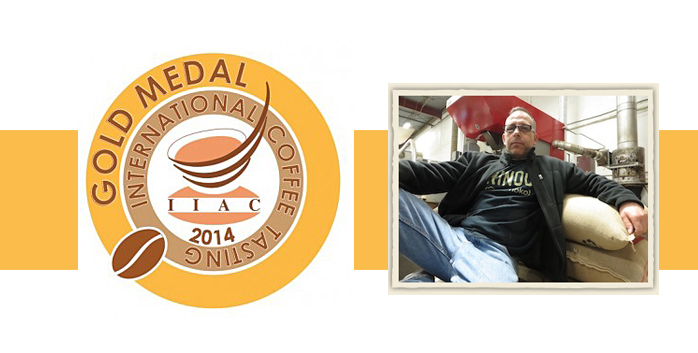 Orinoco's Espresso Wins Gold Medal at International Competition