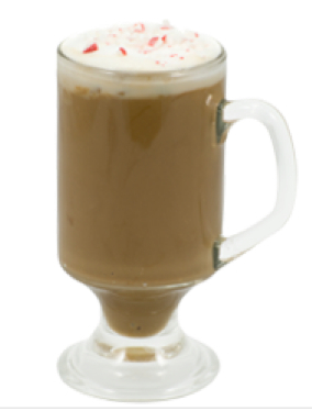 Monin-Pepp Cafe Mocha