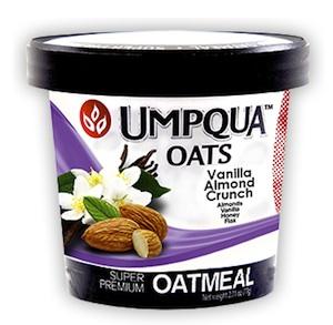 Umpqua Vanilla Almond Crunch