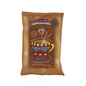 Big Train Chai No Sugar Added Vanilla 3.5 lb Bag
