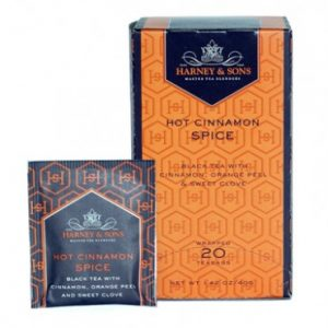 Harney & Sons Hot Cinnamon Spice Tea 20 ct