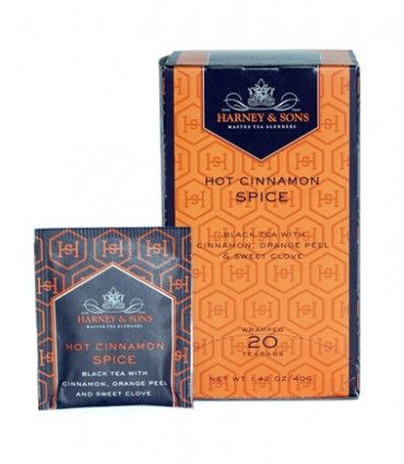 Harney & Sons Hot Cinnamon Spice Tea 20 ct