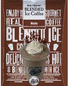 Big Train Ice Coffee Mocha 3.5 lb Bag