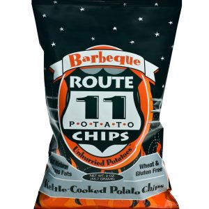 Route 11 Barbeque Chips 30 - 2 oz bags