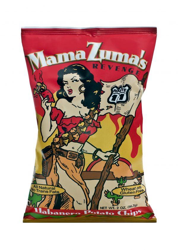 Route 11 Mama Zuma's Revenge Chips 30 - 2 oz bags