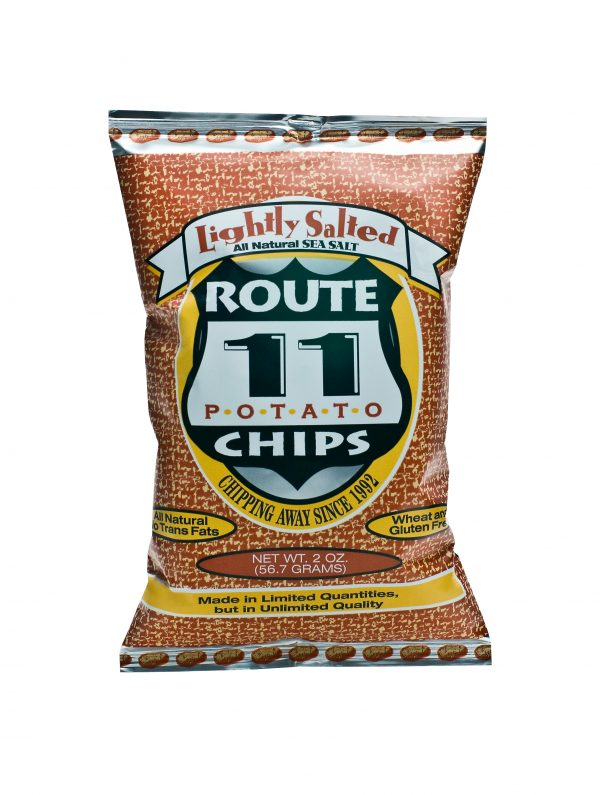 Route 11 Lightly Salted Chips 30 - 2 oz bags
