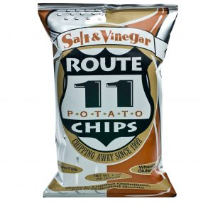 Route 11 Salt & Vinegar 30 - 2 oz bags