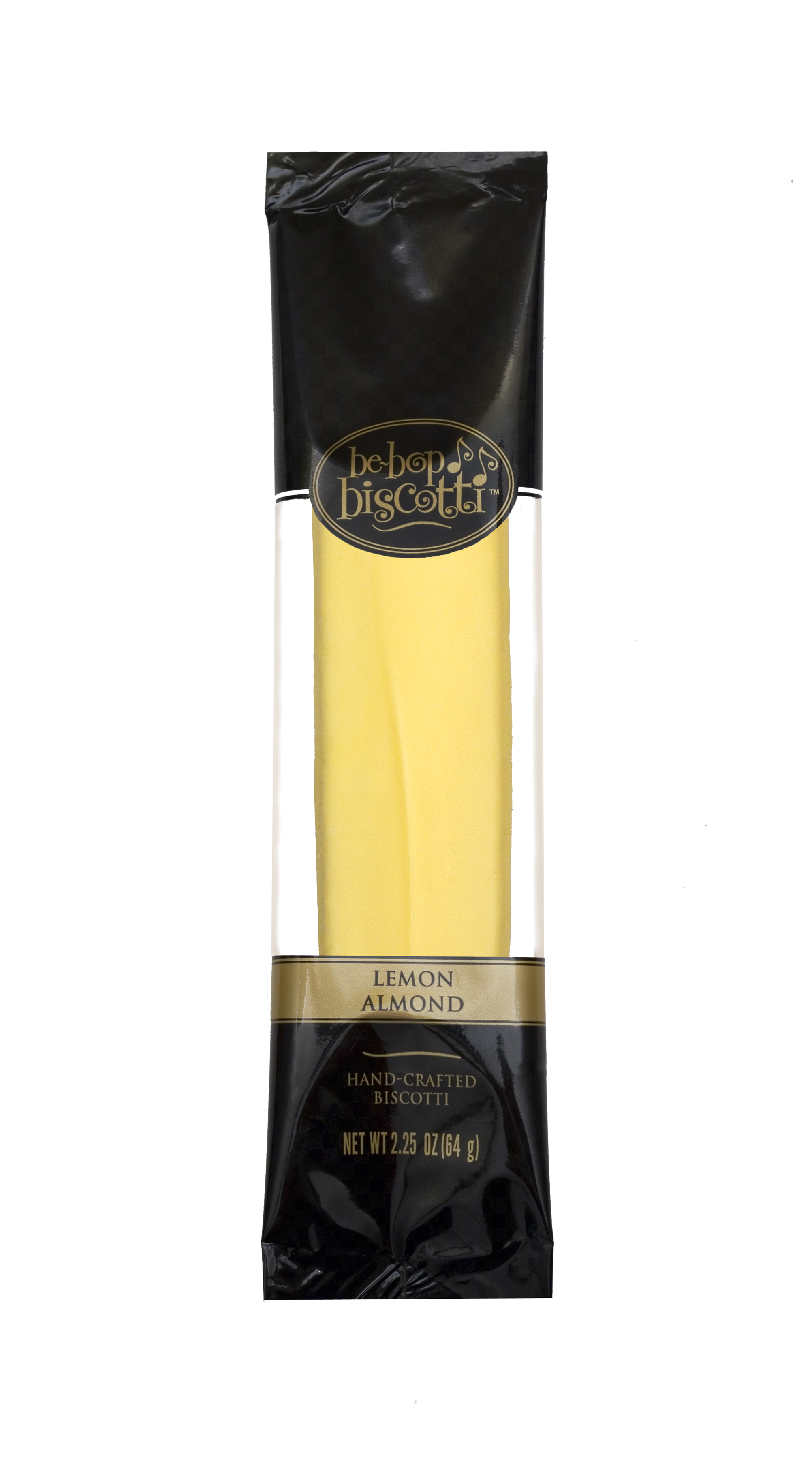 Be-Bop Lemon Almond 12 ct