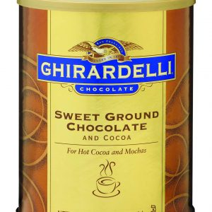 Ghirardelli Ground Choc. & Cocoa 3 lb Can