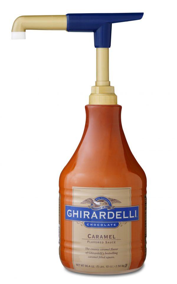 Ghirardelli Caramel Sauce 64 oz Jug