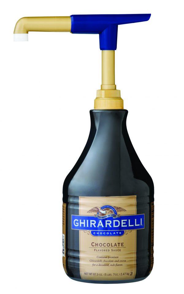 Ghirardelli Chocolate Sauce 64 oz Jug