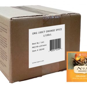 Numi Organic Orange Spice 100 ct