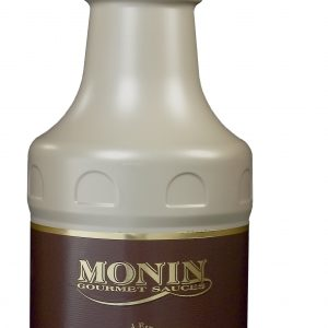 Monin Dark Chocolate Sauce 64 oz Jug