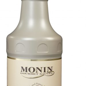 Monin White Chocolate Sauce 64 oz Jug