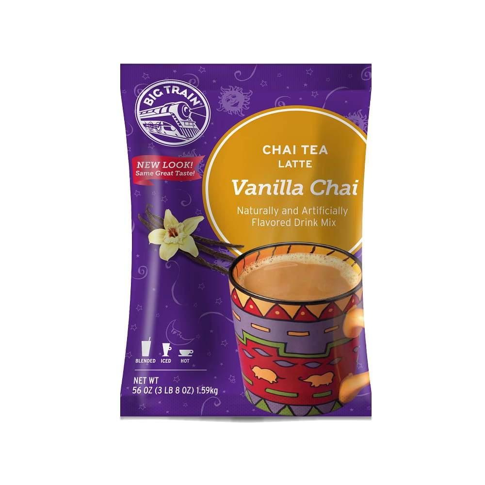Big Train Chai Vanilla 3.5 lb Bag