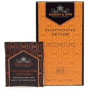 Harney & Sons Ceylon Decaffeinated Tea 20 ct