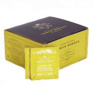 Harney & Sons Lemon Herbal Tea 50 ct