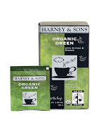 Harney & Sons Organic Green with Citrus & Ginkgo Tea 20 ct