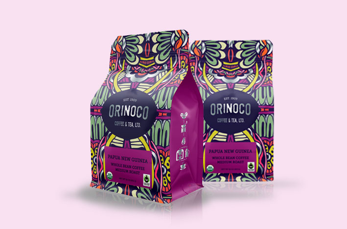 Private Label Coffee Roasters | Orinoco Coffee & Tea