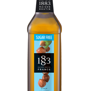 1883 Sugar Free Hazelnut