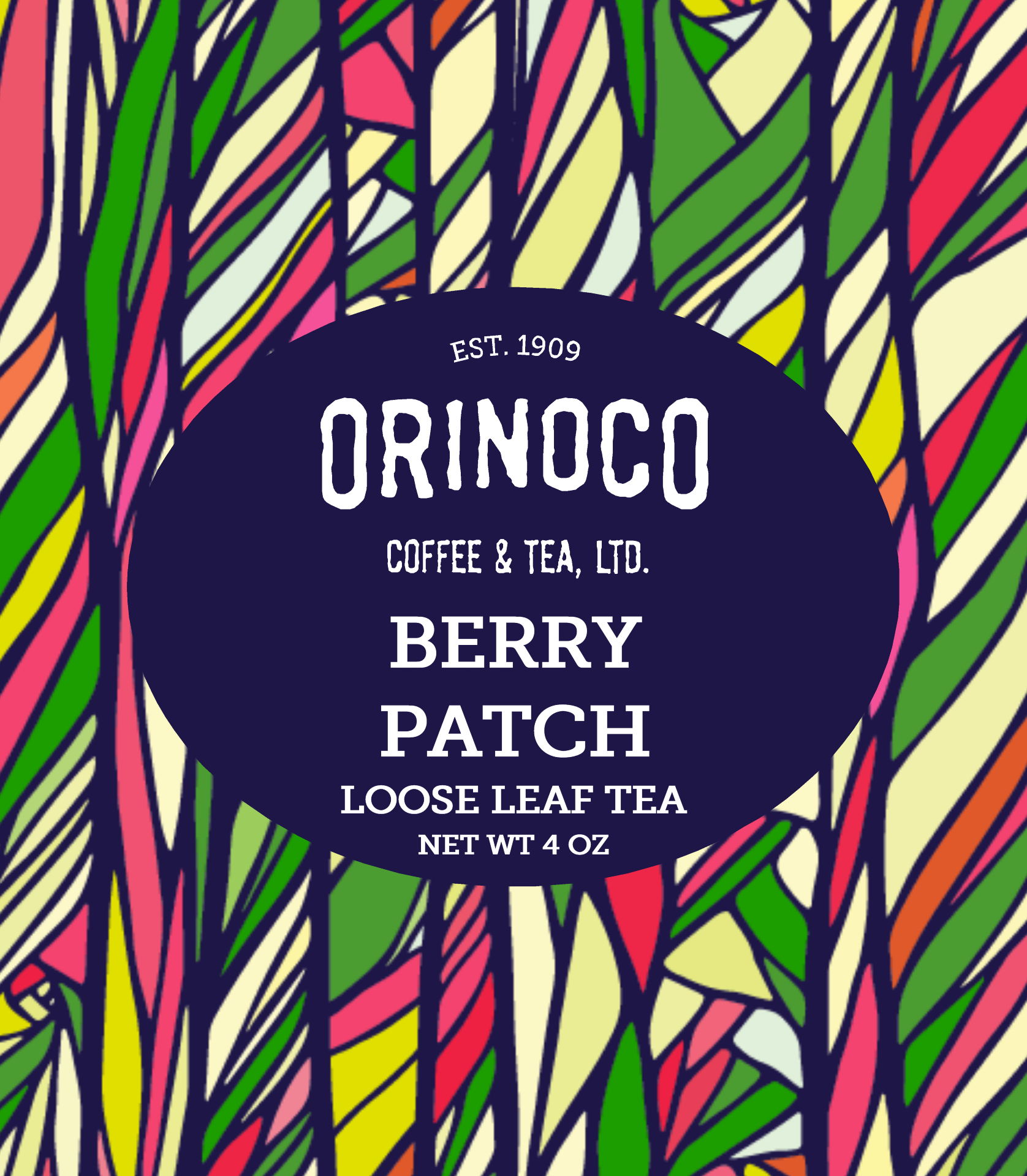 Berry Patch Herbal Tea